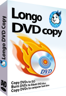 purchase longo DVD Copy to copy DVDs to hard drive, to iso, burn DVDS to blank discs.