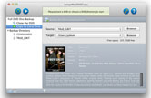 Get DVD information before copying with Longo Mac DVD Copy
