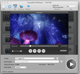 preview before ripping with longo mac dvd ripper