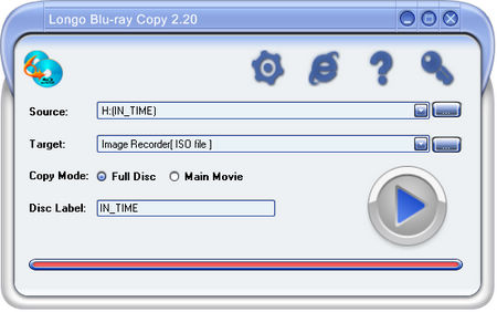 Longo Blu-ray Copy 3.0.0